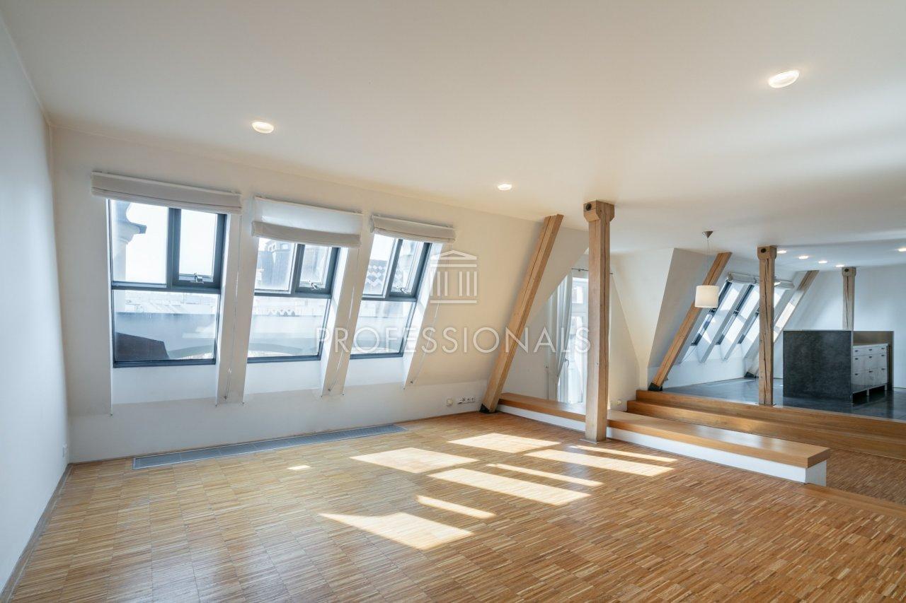 Two-storey attic apartment, 4+1, 6th Floor, 203 0 m2