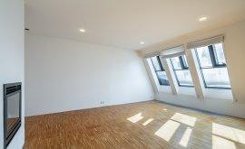Dvoupodlažní půdní byt, 4+1, 6. NP, 203.0 m<sup>2</sup>