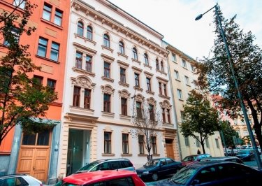Kancelář na pronájem, Praha 2 (Vinohrady)
