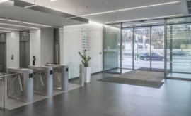 Retail space, Office space