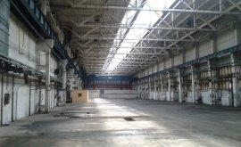 Skladové prostory, Výrobní prostory