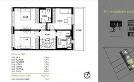 Family house, Terraced house, 5+kk, 148.0 m<sup>2</sup>