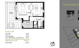 Rodinný dům, Řadový dům, 5+kk, 148.0 m<sup>2</sup>