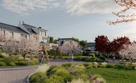 Terraced house, 5+kk, 135.0 m<sup>2</sup>