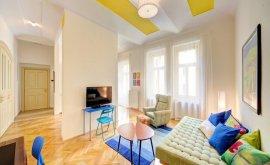 Apartment, 2+kk, 4<sup>th</sup> Floor, 66.8 m<sup>2</sup>