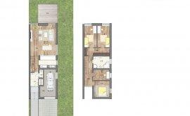 Family house, 5+kk, 160.8 m<sup>2</sup>