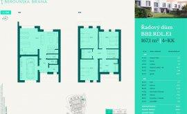 Family house, 4+kk, 167.1 m<sup>2</sup>