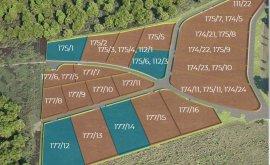 Land, 1 800.0 m<sup>2</sup>